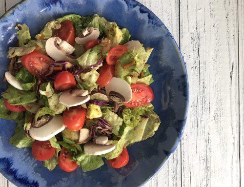 Maya's salad