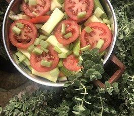 ירקות של צברה